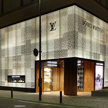 LOUIS VUITTON 外観